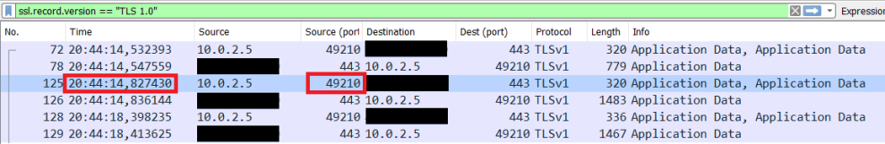 highlighted-event-tls1-trace